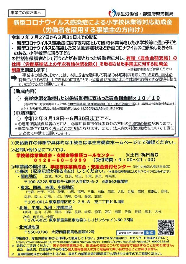 助成 コロナ 金 ウイルス 新型コロナウイルス感染症に伴う助成金・給付金支援制度まとめ一覧!